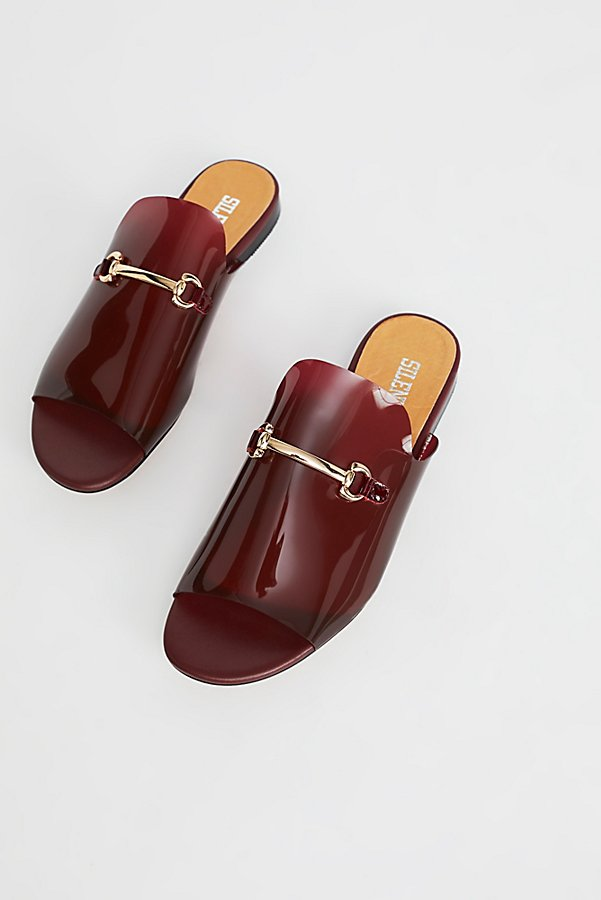 Slide View 2: Vinyl Gigi Slip-On Loafer