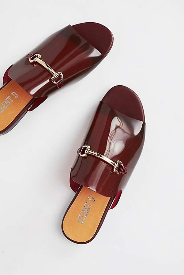 Slide View 3: Vinyl Gigi Slip-On Loafer
