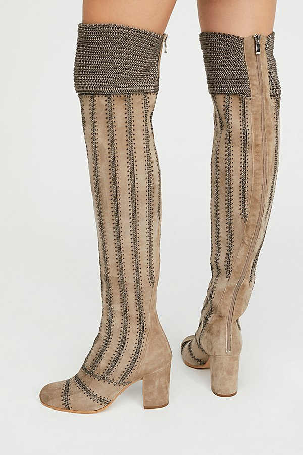 Slide View 4: Elise Over-The-Knee Boot