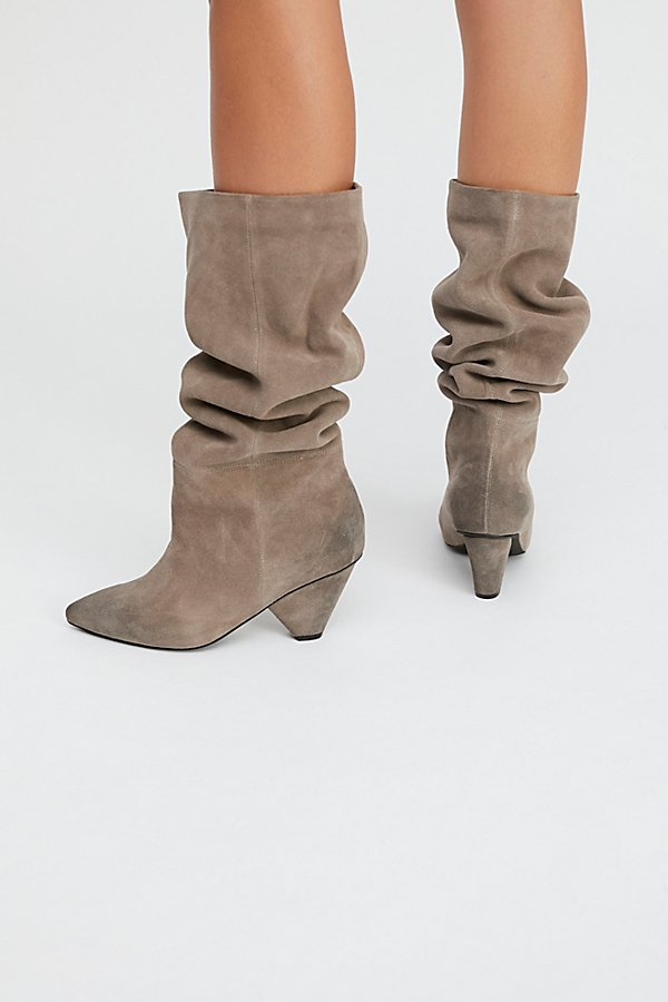 Slide View 4: Modern Slouch Boot