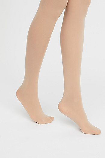 Leader Of The Pack Opaque Tights