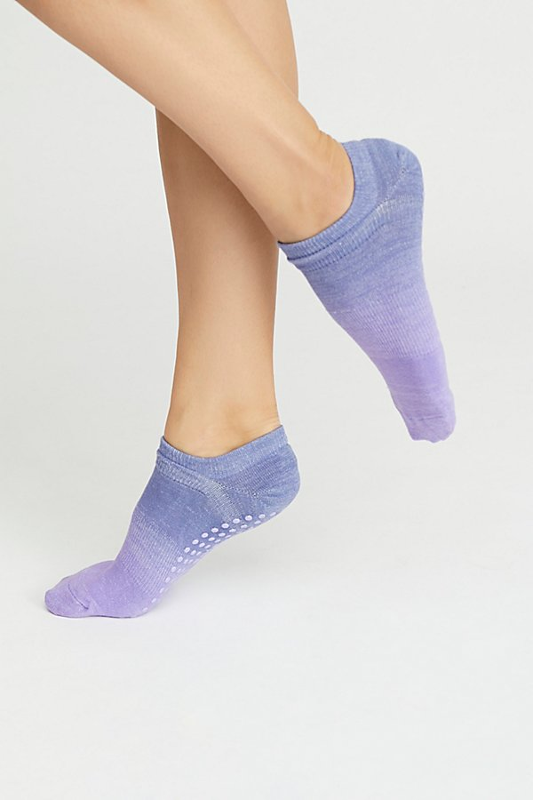 Slide View 1: Ombre Grip Yoga Sock