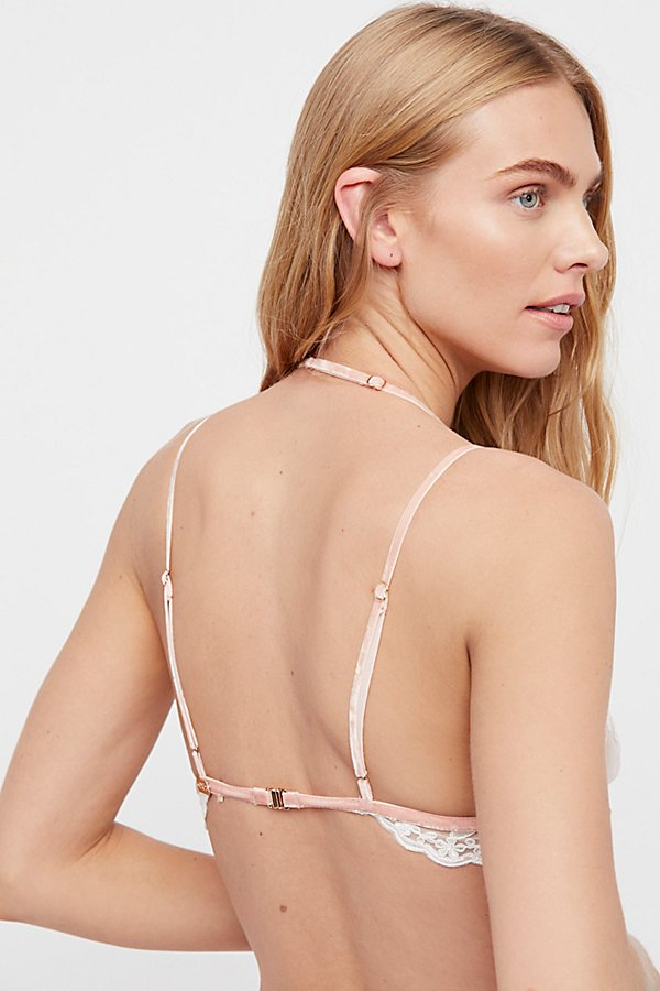 Slide View 3: Noemi Strappy Bralette