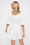 Thumbnail View 3: Cotton Eyelet Dress