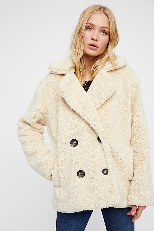 Teddy Peacoat | Free People