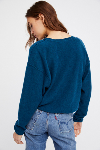 Slide View 3: Now Or Never Cashmere Sweater