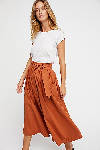 Dream of Me Midi Skirt