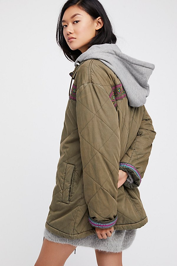 Slide View 4: Take Flight Parka