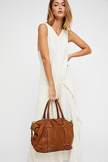 Siena Distressed Tote
