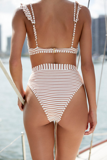 Slide View 2: Frenchi Stripe Bikini Bottom