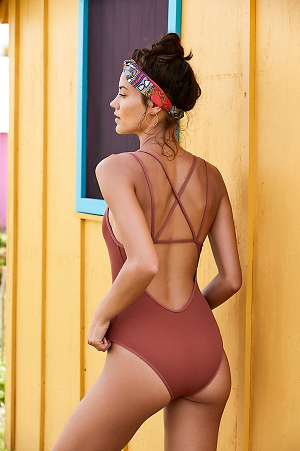 Slide View 2: Dakota One-Piece Swimsuit
