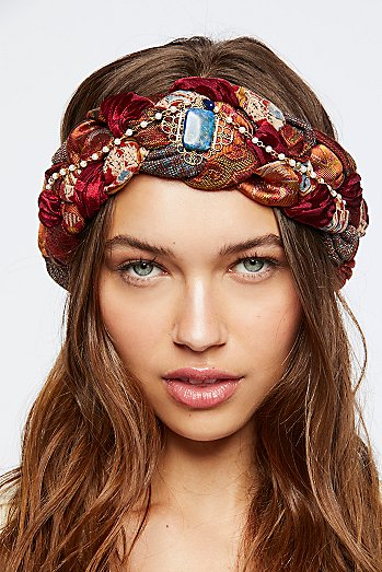 Willa Braided Turban