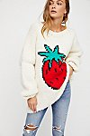 Thumbnail View 1: The Strawberry Pullover