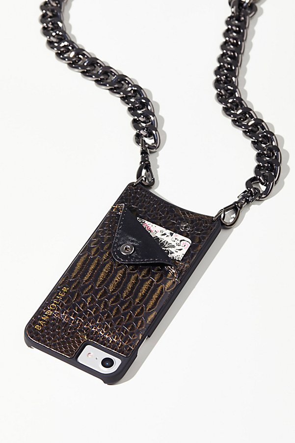 Slide View 3: Jun Crossbody iPhone Case