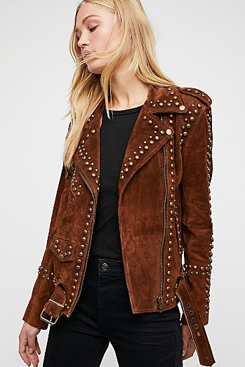 Studded Easy Rider Jacket
