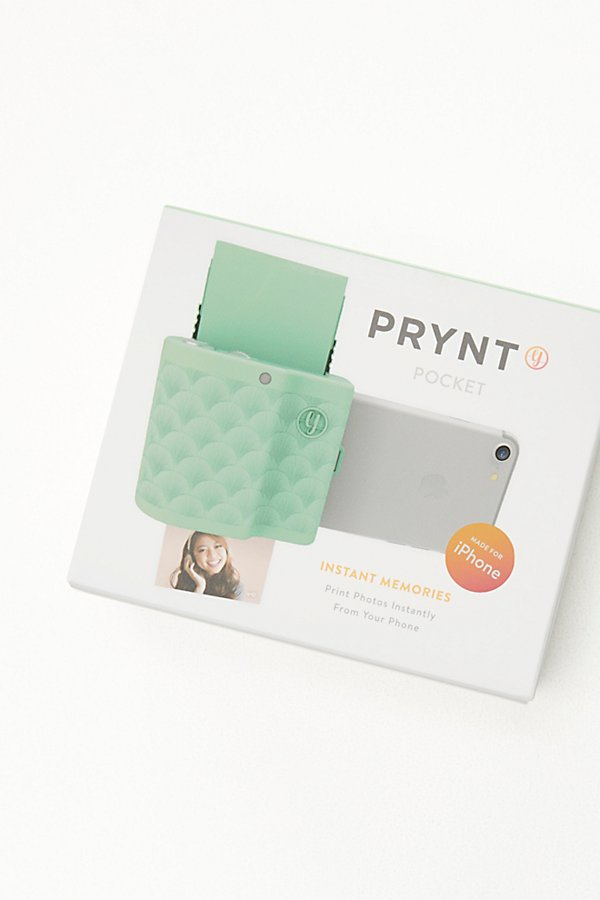 Slide View 2: Prynt Pocket iPhone Printer