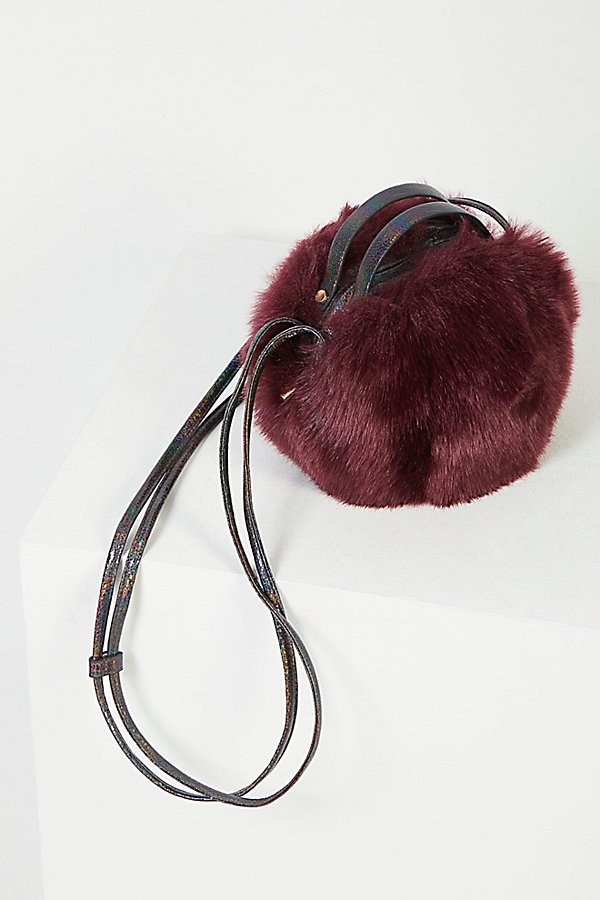 Slide View 2: Cleo Faux Fur Crossbody