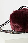 Thumbnail View 5: Cleo Faux Fur Crossbody