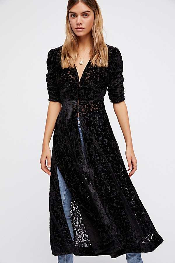 Slide View 1: Until Forever Velvet Maxi