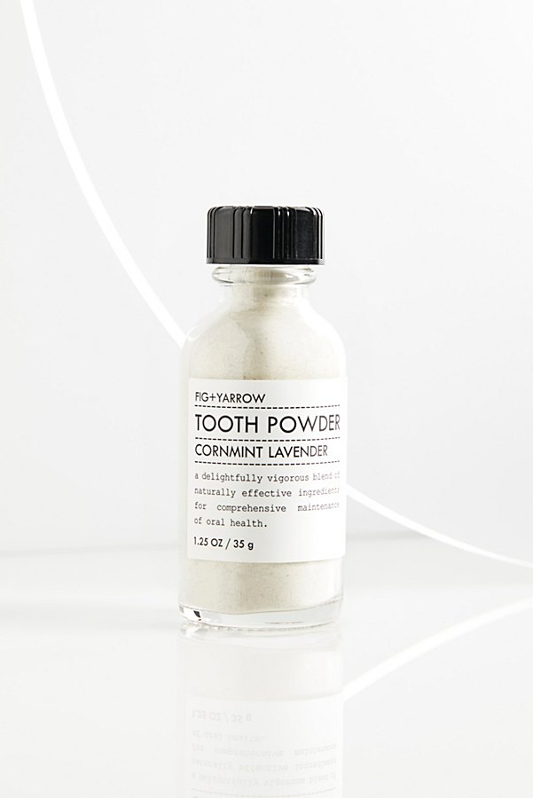 Slide View 1: Tooth Powder