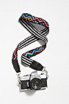 Thumbnail View 1: Leather Embroidery Camera Strap