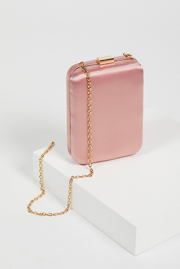 Slide View 1: Tina Satin Crossbody