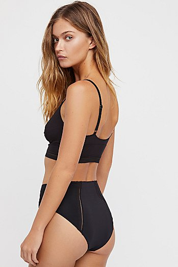 Truth Or Dare High Waisted Undie