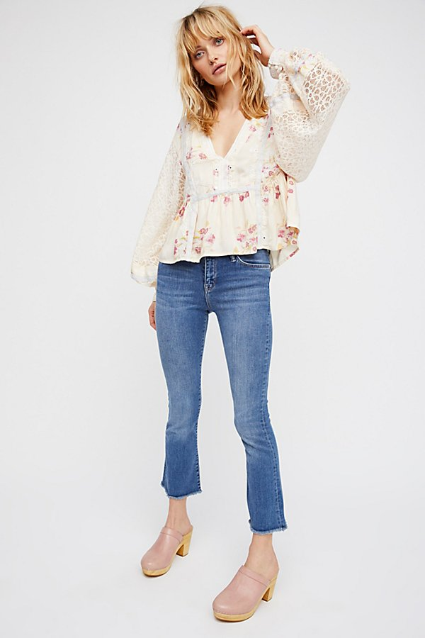 Slide View 4: Boogie All Night Printed Blouse