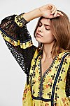 Thumbnail View 1: Boogie All Night Printed Blouse
