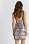 Thumbnail View 3: Ruby Sequin Mini Dress