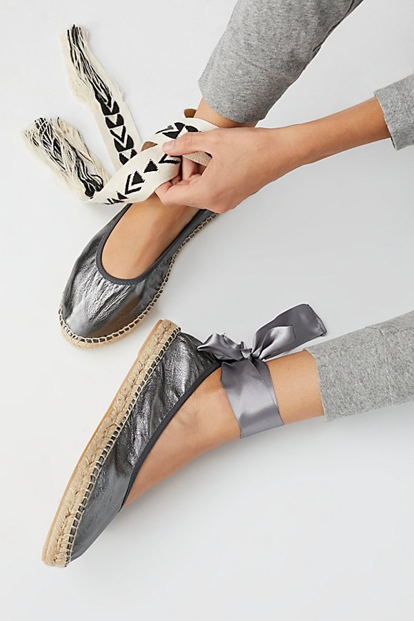 Slide View 1: Maya Wrap Espadrille