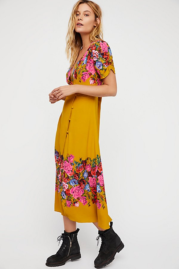 Slide View 1: Jaimie Midi Dress