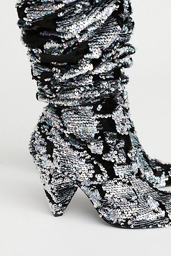 Slide View 3: Midnight Party Sequin Boot