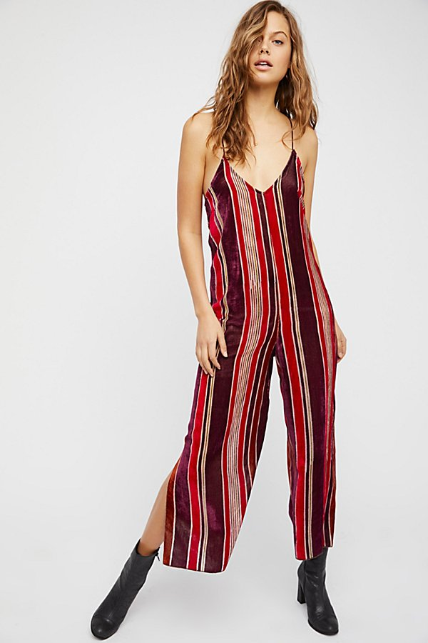 Slide View 1: Action Line Jumpsuit
