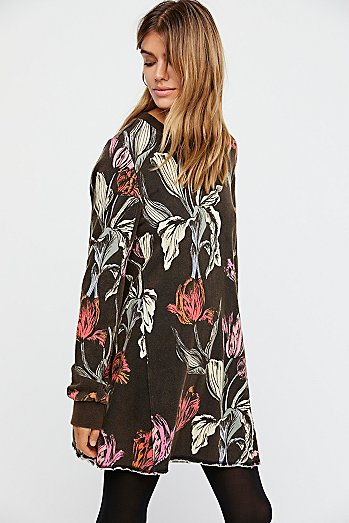 Oh Whata Printed Tunic