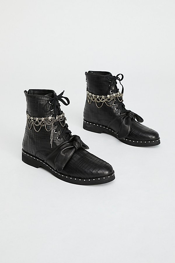Slide View 2: Magic Jewels Lace-Up Boot