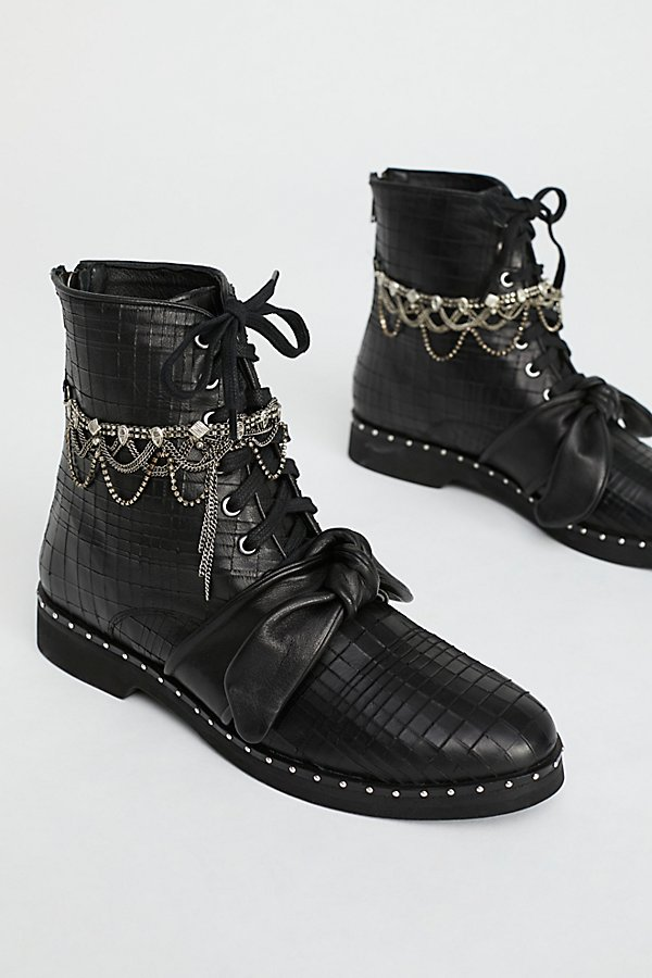 Slide View 3: Magic Jewels Lace-Up Boot