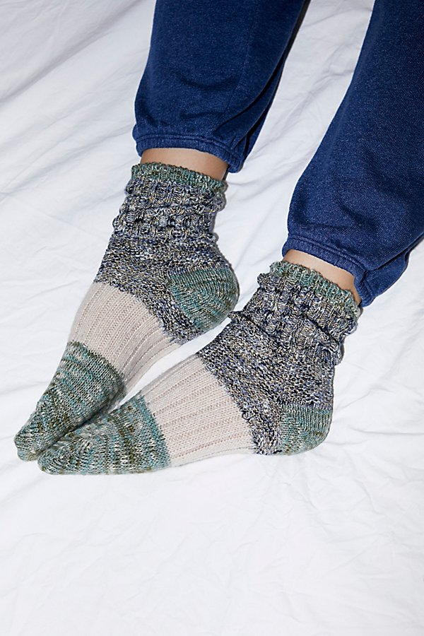 Slide View 1: Sparkle Dabble Crew Sock