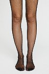 Thumbnail View 2: Sparkle Fishnet Tights