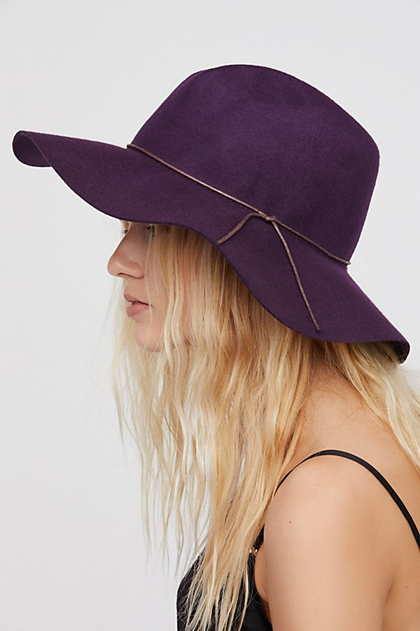 Slide View 2: Willow Felt Hat