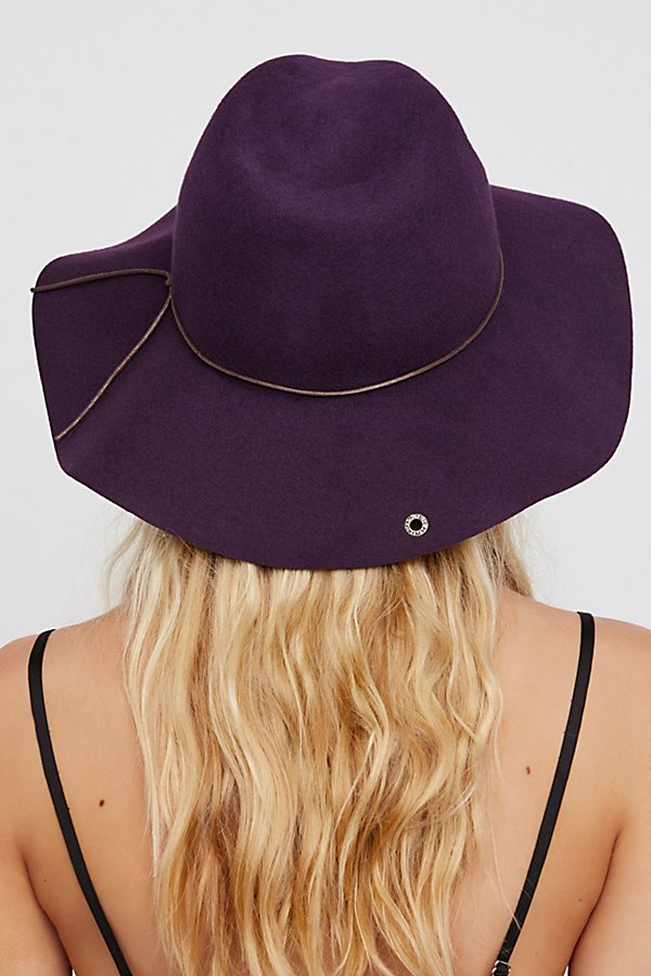 Slide View 3: Willow Felt Hat