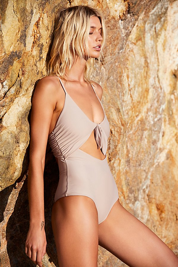 Slide View 1: Sophea One-Piece Swimsuit