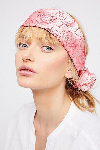 Kristin Wire Twist Turban