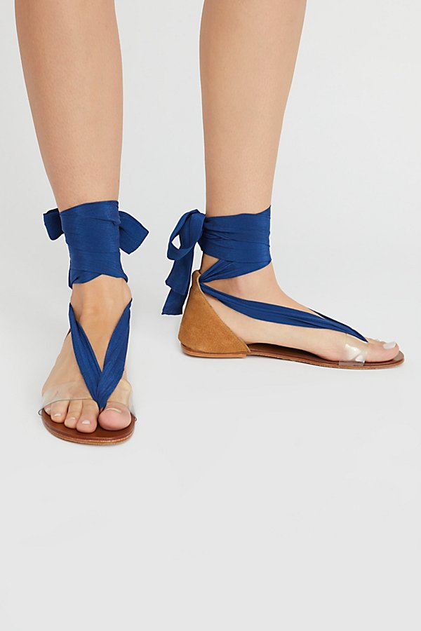 Slide View 1: Barcelona Wrap Sandal