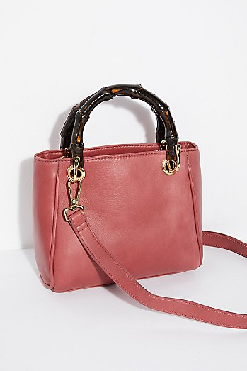 Tropicali Leather Crossbody