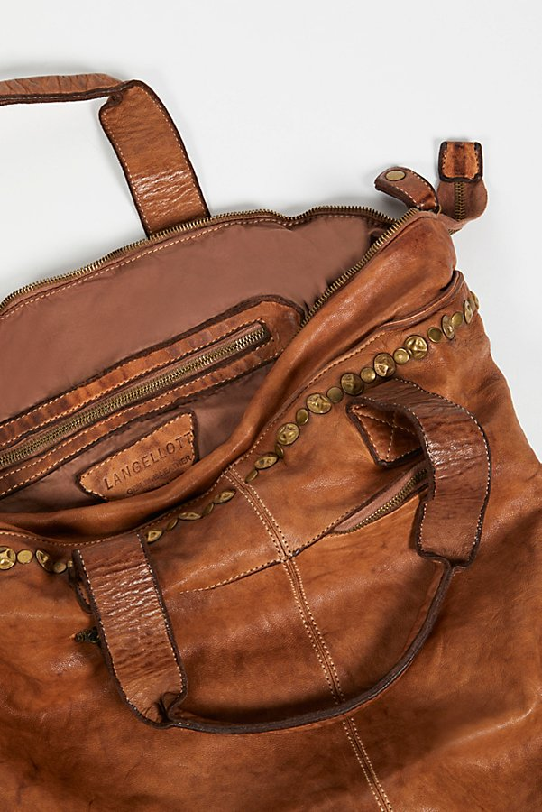 Slide View 6: Benevento Distressed Tote