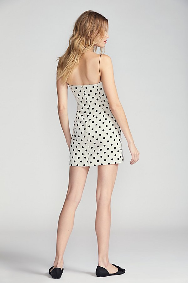Slide View 2: Anouk Spot Mini Dress