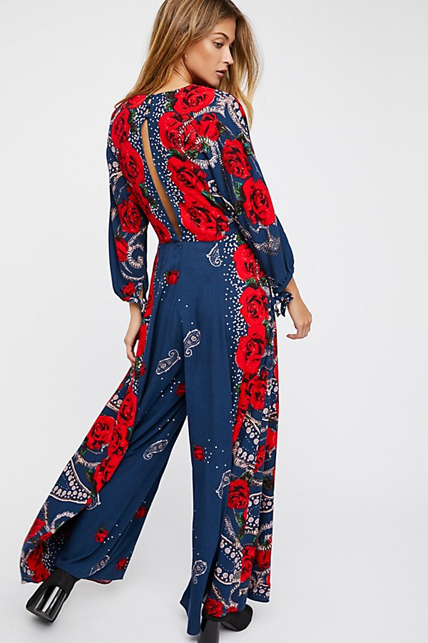 Slide View 2: Rose Valley Jumpsuit