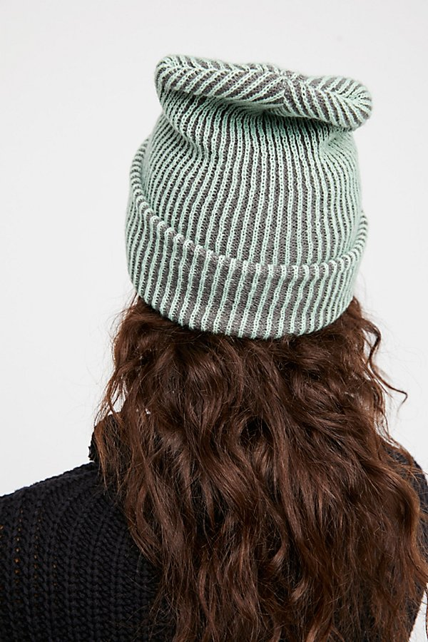 Slide View 2: Hotline Ribbed Beanie