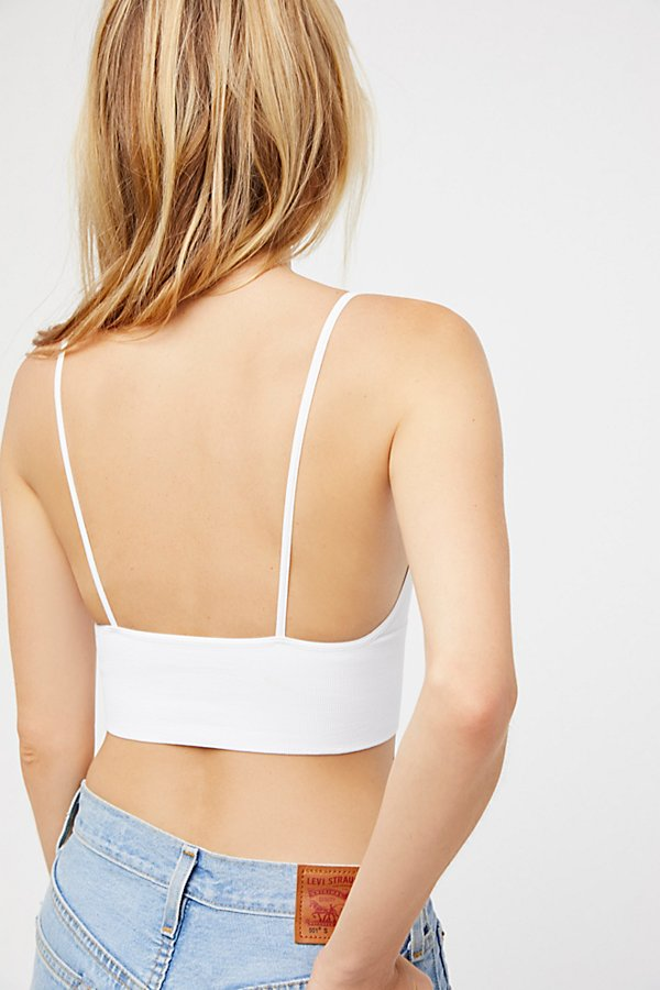 Slide View 3: Ali Low Back Bra